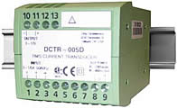 DCTR SINGLE-PHASE AC RMS CURRENT TRANSDUCER
